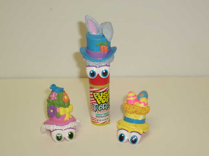 Easter Candy Toppers