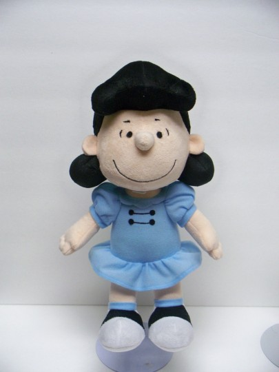 "12"" Lucy Plush Doll"